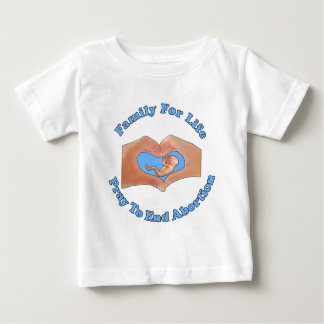 Family for Life Baby T-Shirt