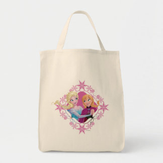 Family Forever Grocery Tote Bag