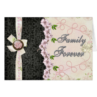 Family Forever Card
