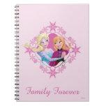 Family Forever Note Books
