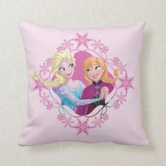 Family Forever Throw Pillow