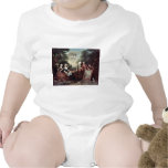 Family Fountaine Family Portrait By Hogarth, Shirts