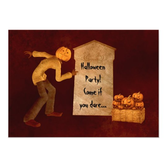 Family friendly Halloween Card