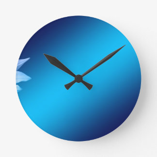 family friends gift shower party round clock