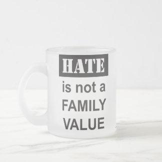Family Frosted Mug