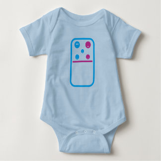 Family Fruit Baby Domino Baby Bodysuit