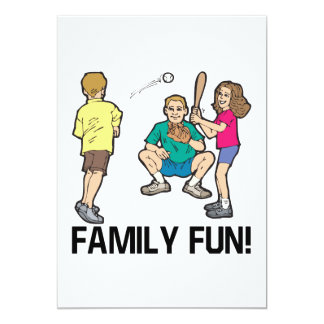 Family Fun Card