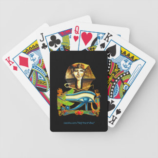 Family Fun - Egyptian Themed Bicycle Card Deck