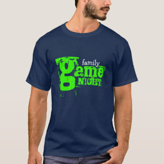 family Game Night T-Shirt