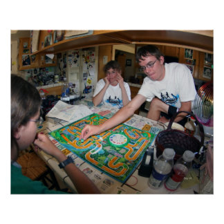 Family Game Poster