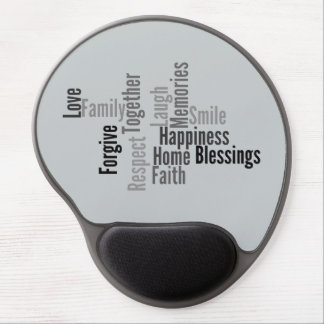 Family Gel Mouse Pad