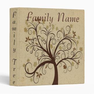 Family Genealogy Tree Binder