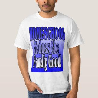 Family Good Blue T-shirt