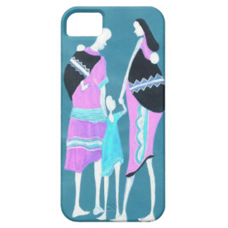 Family group iPhone SE/5/5s case