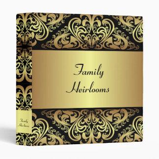 Family Heirloom Binder