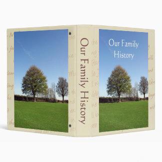 Family History - Family Tree Binder