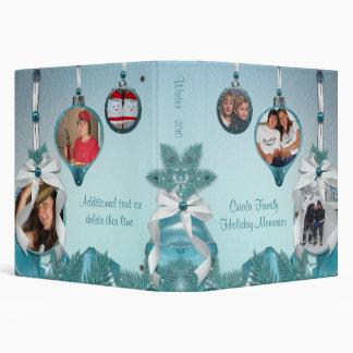 Family Holiday Memories Keepsake Album Binder