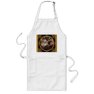 Family - Home for the holidays 1942 Long Apron