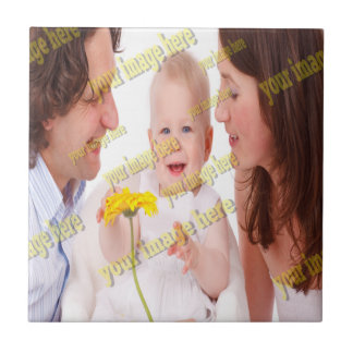 Family Image Memories Photo Template Tile