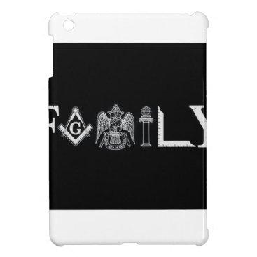 USA Themed family iPad mini covers