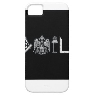 USA Themed family iPhone SE/5/5s case