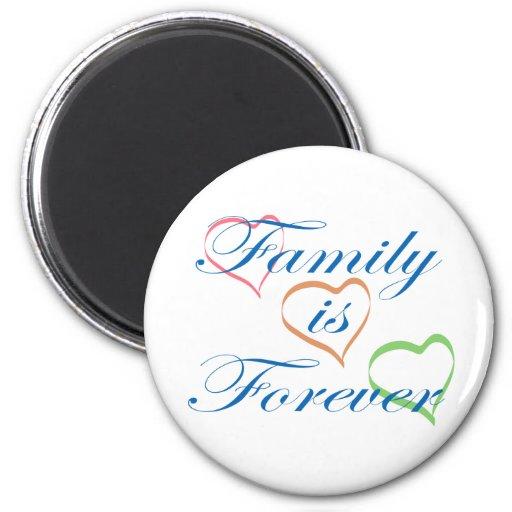 Family is Forever Magnet