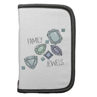 Family Jewels Folio Planners