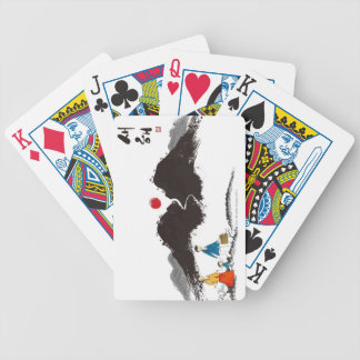 Family Journey Bicycle Playing Cards