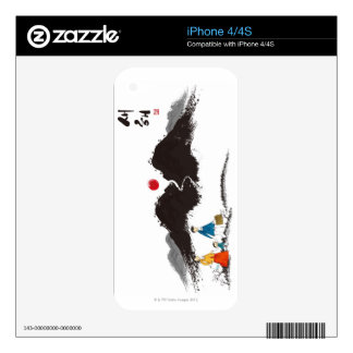 Family Journey Skins For iPhone 4
