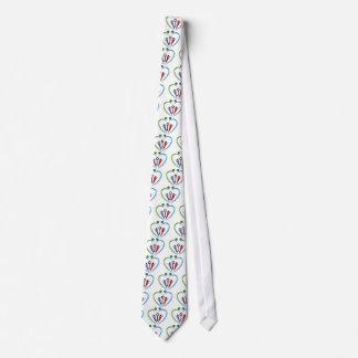 Family Key Icon Neck Tie
