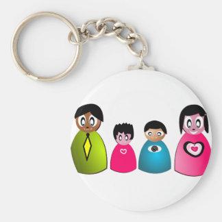 family keychain