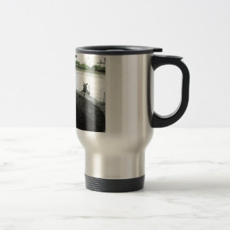 Family Life Travel Mug