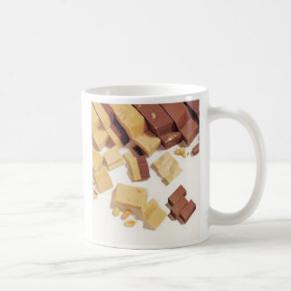 Family like Fudge Mug - Mostly Sweet w a Few Nuts