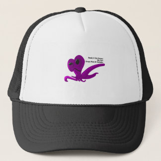 Family Like Octopus We Can't Escape From It Trucker Hat