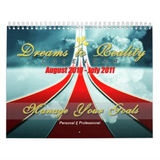 Family Links Calendar Aug 2010 - July 2011