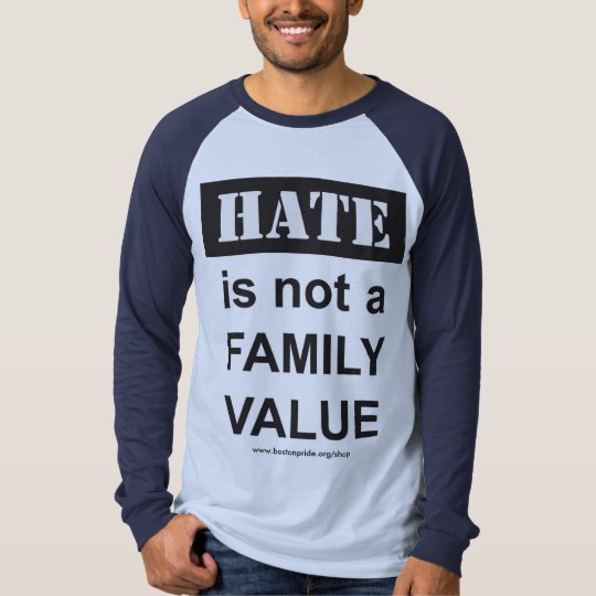 Family Long Raglan T-Shirt