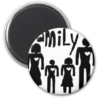 family  love magnet