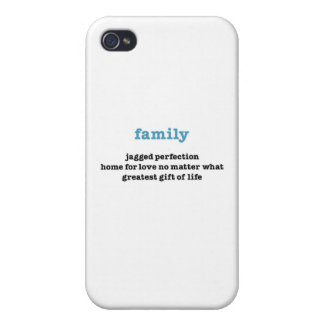 Family:  Love No Matter What Cover For iPhone 4