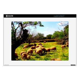 Family love peace joy idyll sheep flock decals for laptops
