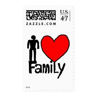 family  love postage