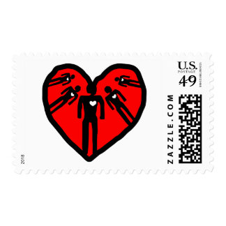family  love postage