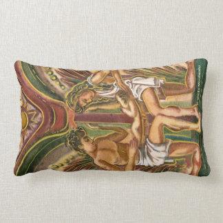 Family love symbol pillows