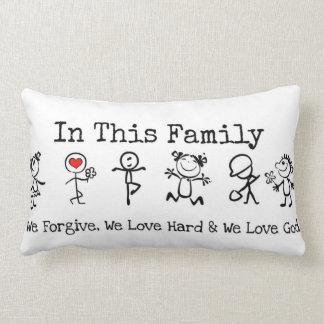 Family Lumbar Pillow