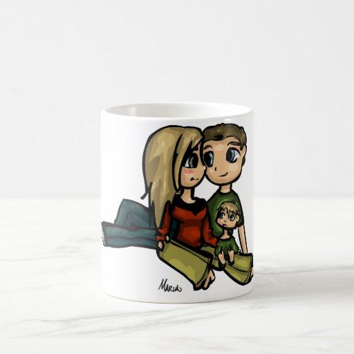 Family Magic Mug