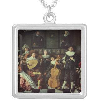Family Making Music Custom Jewelry