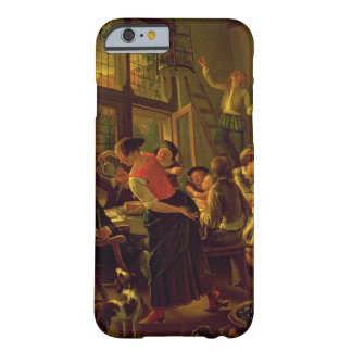 Family Meal (oil on canvas) Barely There iPhone 6 Case