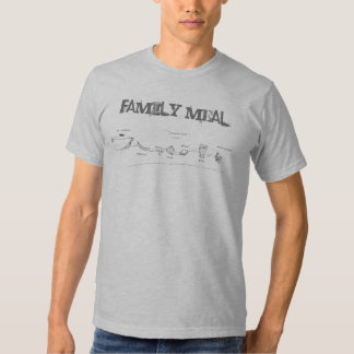 Family Meal Stew T-shirt