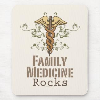 Family Medicine Rocks Mousepad