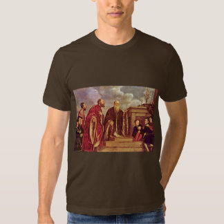 Family Members From A Relic Of The Holy Cross Tshirts