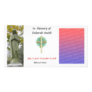 family memory card (christian)